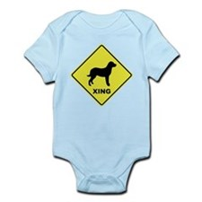 Chessie Crossing Infant Bodysuit