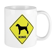 English Foxhound Crossing Mug