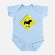 Glen of Imaal Crossing Infant Bodysuit