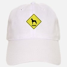 Great Dane Crossing Baseball Baseball Cap