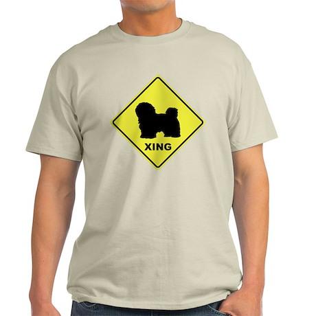 Havanese Crossing Light T-Shirt