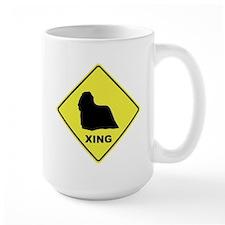Komondor Crossing Mug