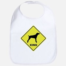 Mountain Cur Crossing Bib