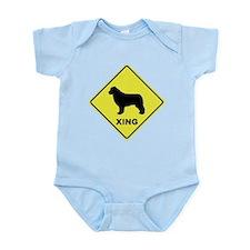 Newfoundland Crossing Infant Bodysuit