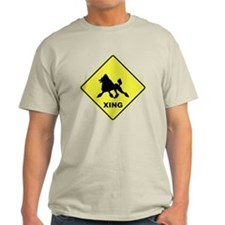 Poodle Crossing T-Shirt