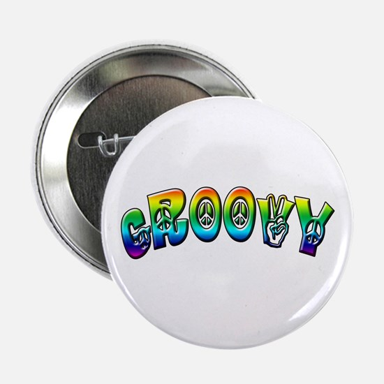 """Groovy 2.25"""" Button (10 pack)"""