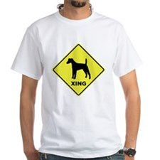 Fox Terrier Crossing Shirt