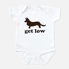 Get Low Cardi Infant Bodysuit