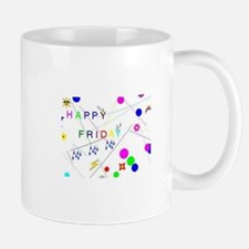Happy Friday small Mug
