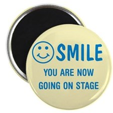 Smile! :) Magnet