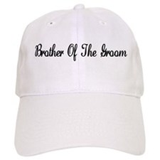 Brother of the Groom Baseball Cap