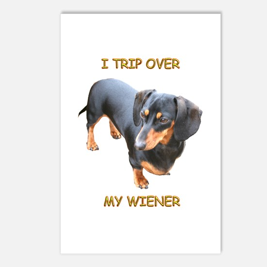I Trip Wiener Postcards (Package of 8)