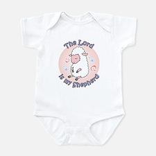Lord Is My Shepherd Infant Bodysuit