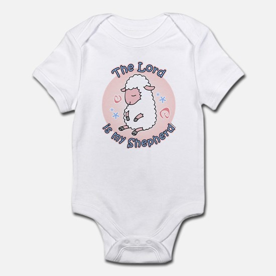 Lord Is My Shepherd Infant Bodysuit