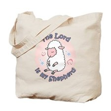 Lord Is My Shepherd Tote Bag