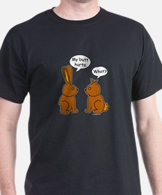 Funny Chocolate Bunnies T-Shirt