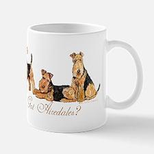 Got Airedale Terriers? Mug