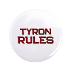 tyron rules 3.5