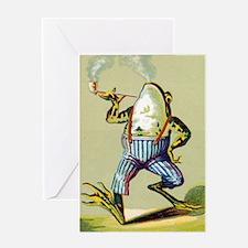 Unique Tobacco Greeting Card