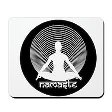 Sanskrit, Blessings Namaste O Mousepad