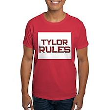 tylor rules T-Shirt