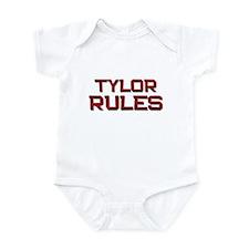 tylor rules Infant Bodysuit