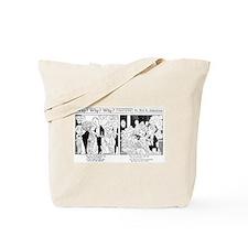03/25/09 - Will B. Johnstone Comic Tote Bag