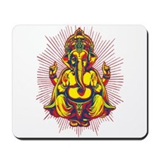 Power of Ganesh Mousepad