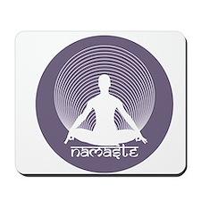 Namaste-Calm Mousepad