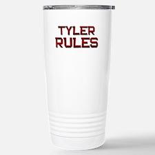 tyler rules Travel Mug