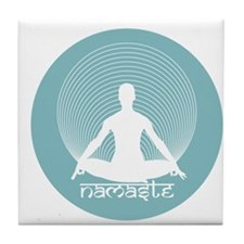 Namaste-Calm Tile Coaster