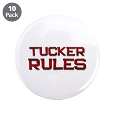 """tucker rules 3.5"""" Button (10 pack)"""