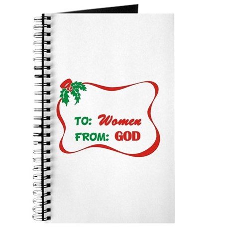 God's Gift To Women Journal