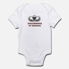 Paratrooper in Training Infant Bodysuit