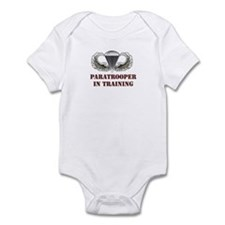 Paratrooper in Training Onesie