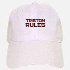 triston rules Baseball Baseball Cap