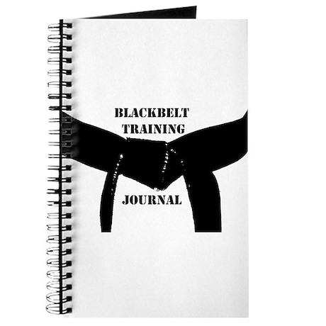 Black Belt Training Journal