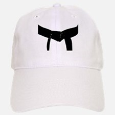 Martial Arts Black Belt Baseball Baseball Cap