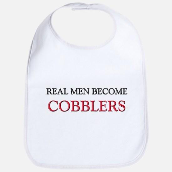 Real Men Become Cobblers Bib