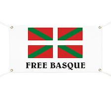 Free Basque Banner