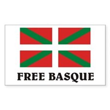 Free Basque Rectangle Decal