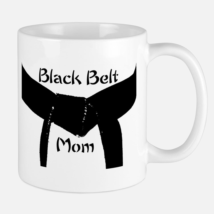 Black Belt Mom Mug