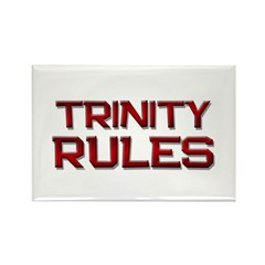 trinity rules Rectangle Magnet