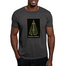 KEEP CHRIST IN CHRISTMAS - dark T-Shirt