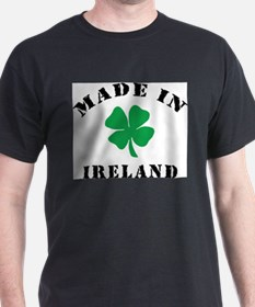 Made In Ireland Ash Grey T-Shirt