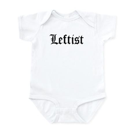 Leftist Infant Bodysuit