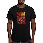 Satan's Daughter Men's Fitted T-Shirt (dark)