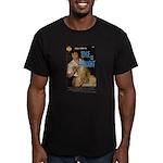 Edge of Twilight Men's Fitted T-Shirt (dark)
