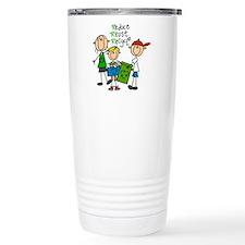 Reduce, Reuse, Recycle Travel Mug
