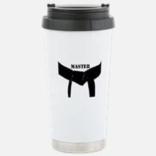 Martial Arts Master Stainless Steel Travel Mug